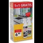 HG oven, grill & barbecue reiniger + gratis HG vetweg