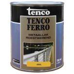 Tenco ferro roestwerende ijzerverf geel - 750 ml.