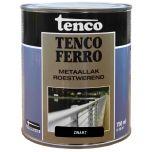 Tenco ferro roestwerende ijzerverf zwart - 750 ml.