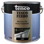 Tenco ferro roestwerende ijzerverf zwart - 2,5 liter
