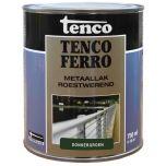Tenco ferro roestwerende ijzerverf donkergroen - 750 ml.