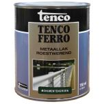 Tenco ferro roestwerende ijzerverf monumentengroen - 750 ml.