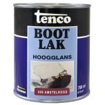 Tenco bootlak amstelrood 908 - 750 ml.