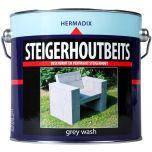 Hermadix steigerhoutbeits grey wash - 2,5 liter