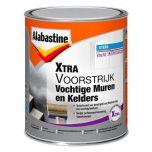 Alabastine xtra voorstrijk vochtige muren & kelders - 1 liter