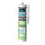 Bison acrylaatkit transparant - 310 ml.