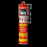 Bison poly max express - zwart