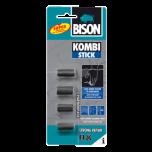 Bison tweecomponenten kneedmassa - kombi stick portion pack