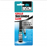 Bison secondelijm control+ - 5 gram (6314527)