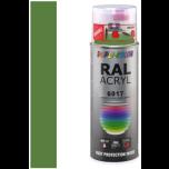 Dupli-Color acryllak hoogglans RAL 6017 mei groen - 400 ml