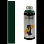 Dupli-Color platinum zijdeglans lak RAL 6005 mosgroen - 400 ml.