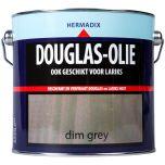 Hermadix douglas-olie dim grey - 2,5 liter