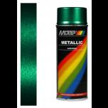 Motip metallic lak groen 04043 - 400 ml.