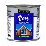 Tenco verf hoogglans rijtuiggroen - 250 ml