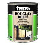 Tenco tencotop houtbescherming dekkend zijdeglans antraciet (25) - 750 ml.