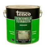Tenco tencomild tuinbeits dekkend monumentengroen - 2,5 liter