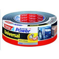 Tesa extra power universal tape grijs - 50 m x 48 mm
