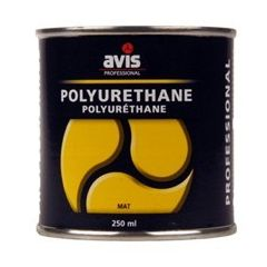 Avis Polyurethane blanke lak mat - 250 mL