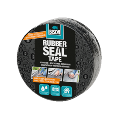 Bison Rubber Seal reparatietape - 5 m x 7,5 cm.