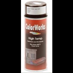 Motip Colorworks hittebestendige lak bruin - 400 ml.