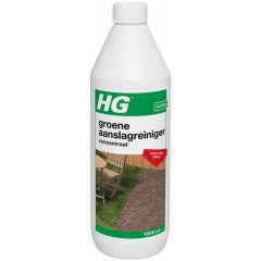 HG groene aanslagreiniger - 1 liter