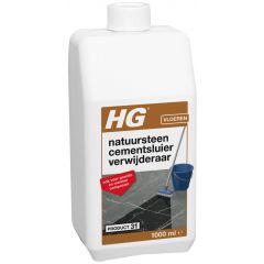 HG natuursteen cement- en kalksluier verwijderaar