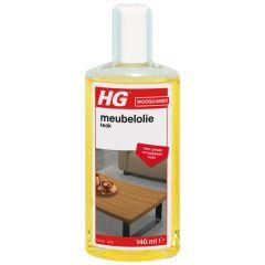HG verzorgende meubelolie teak
