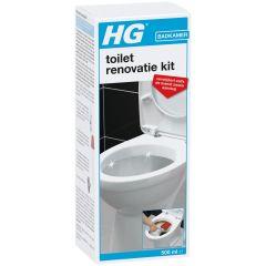 HG toilet renovatie kit