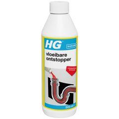 HG vloeibare ontstopper - 500 ml.