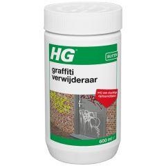 HG graffiti remover