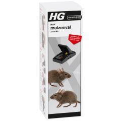 HGX muizenval - 2 stuks