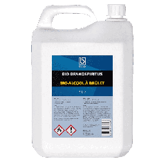 P&P brandspiritus - 5 liter