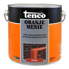 Tenco oranje menie - 2,5 liter