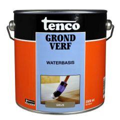 Tenco grondverf waterbasis grijs - 2,5 liter