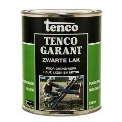 Tencogarant zwarte lak - 1 liter
