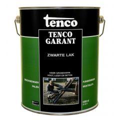 Tencogarant zwarte lak - 5 liter