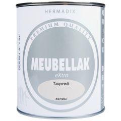 Hermadix meubellak extra taupewit krijtmat - 750 ml.