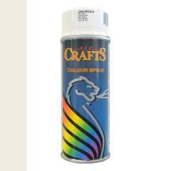 Motip industrial hoogglans lak ral 5010 enzian blauw - 400 ml.