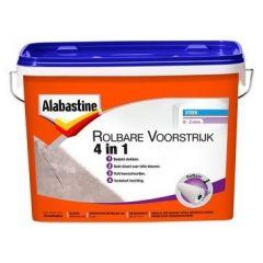 Alabastine rollable primer all in 1 - 5 liter