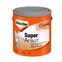 Alabastine super afbijt - 2,5 liter