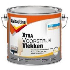 Alabastine xtra voorstrijk vlekken - 2,5 liter