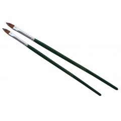 Autolak penselenset - 2-delig