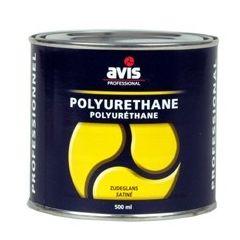 Avis Polyurethane blanke lak mat - 500 mL