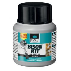 Bison kit met kwast - 400 ml.