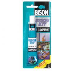 Bison kit transparant - 100 ml.