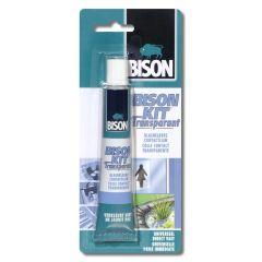 Bison kit transparant - 50 ml.