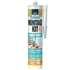 Bison mount kit heavy duty - 425 grams