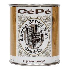 Cépé antiekbeits nr. 10 grenen geloogd (voor afwerking met lak) - 500 ml.