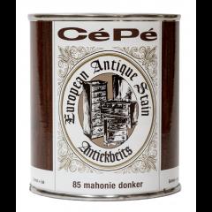 Cépé antiekbeits classic lijn nr. 85 mahonie donker - 500 ml.