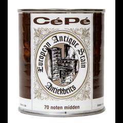 Cépé antiekbeits classic lijn noten midden - 1 liter